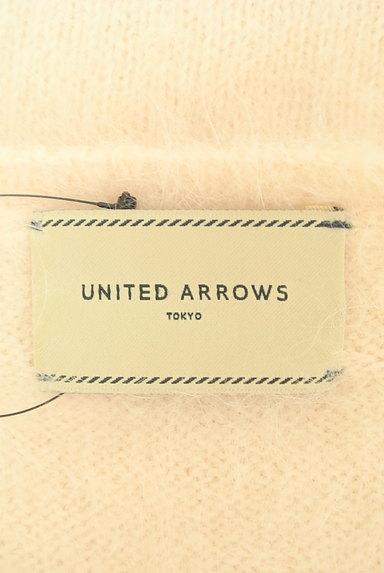 UNITED ARROWS(ユナイテッドアローズ)の古着「ふんわりアンゴラ混ニット(ニット)」大画像6へ