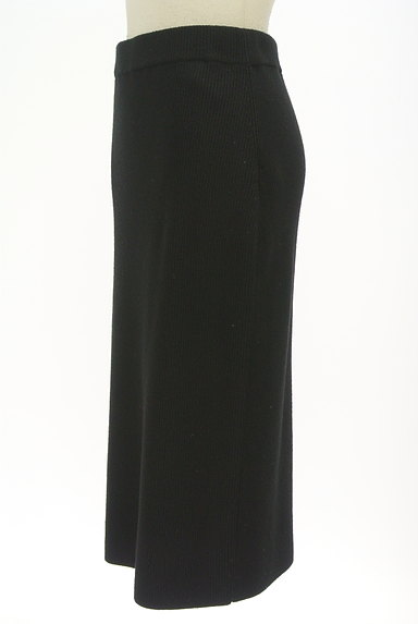BOSCH(ボッシュ)の古着「膝下丈リブニットタイトスカート(ロングスカート・マキシスカート)」大画像3へ