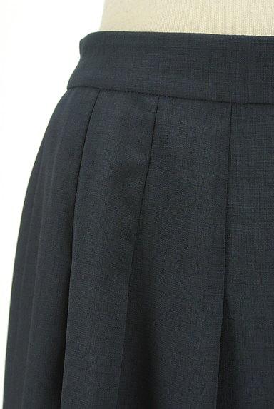 NATURAL BEAUTY BASIC(ナチュラルビューティベーシック)の古着「シンプルタックミニスカート(ミニスカート)」大画像4へ