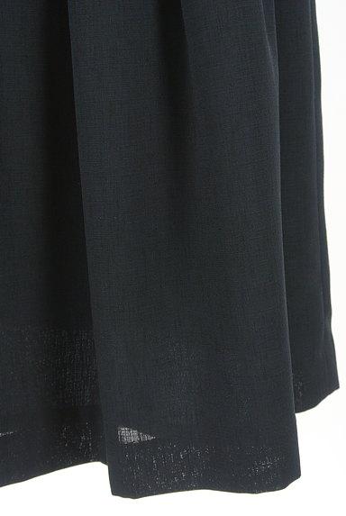 NATURAL BEAUTY BASIC(ナチュラルビューティベーシック)の古着「シンプルタックミニスカート(ミニスカート)」大画像5へ
