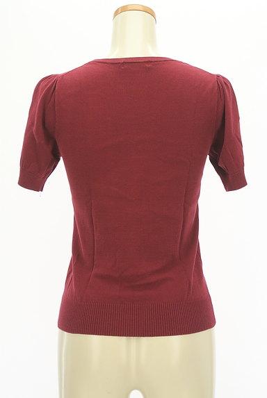 NATURAL BEAUTY BASIC(ナチュラルビューティベーシック)の古着「半袖ニット+カーディガン(アンサンブル)」大画像5へ