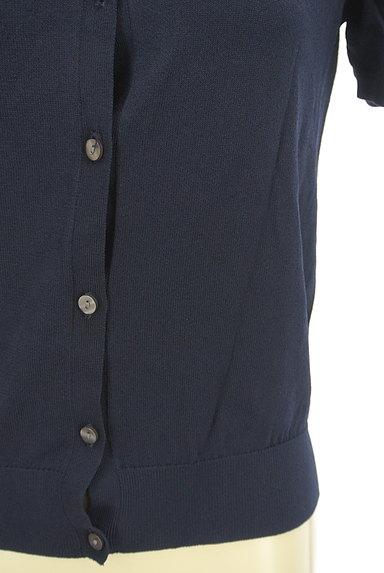Te chichi(テチチ)の古着「シンプル半袖カーディガン(カーディガン・ボレロ)」大画像5へ