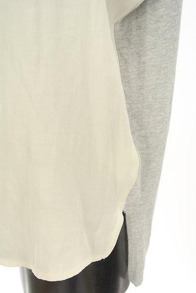 BEATRICE(ベアトリス)の古着「ロゴ入りフレンチスリーブカットソー(カットソー・プルオーバー)」大画像5へ