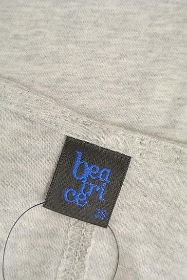 BEATRICE(ベアトリス)の古着「ロゴ入りフレンチスリーブカットソー(カットソー・プルオーバー)」大画像6へ