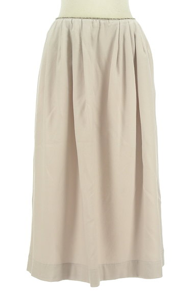 Sally Scott(サリースコット)の古着「膝下丈起毛フレアスカート(ロングスカート・マキシスカート)」大画像1へ
