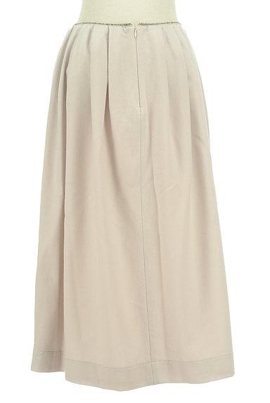 Sally Scott(サリースコット)の古着「膝下丈起毛フレアスカート(ロングスカート・マキシスカート)」大画像2へ