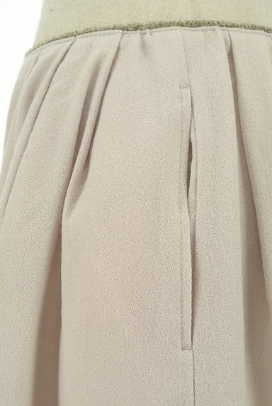Sally Scott(サリースコット)の古着「膝下丈起毛フレアスカート(ロングスカート・マキシスカート)」大画像4へ