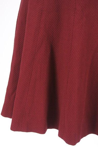 WILLSELECTION(ウィルセレクション)の古着「ベルト付きスカラップミニフレアスカート(ミニスカート)」大画像5へ