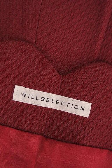 WILLSELECTION(ウィルセレクション)の古着「ベルト付きスカラップミニフレアスカート(ミニスカート)」大画像6へ