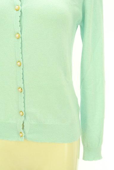 LODISPOTTO(ロディスポット)の古着「花刺繍カーディガン(カーディガン・ボレロ)」大画像5へ
