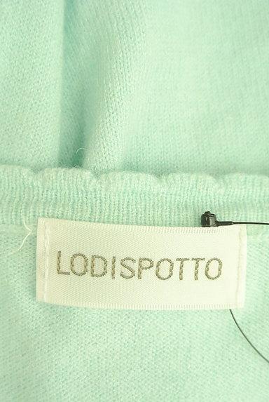 LODISPOTTO(ロディスポット)の古着「花刺繍カーディガン(カーディガン・ボレロ)」大画像6へ