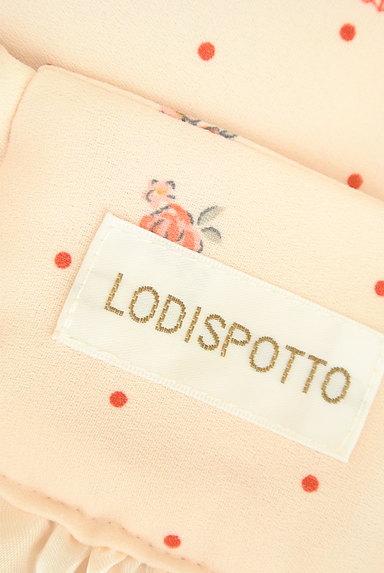 LODISPOTTO(ロディスポット)の古着「ドット×花柄シフォンミニスカート(ミニスカート)」大画像6へ
