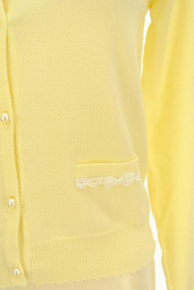 LODISPOTTO(ロディスポット)の古着「装飾パステルカーディガン(カーディガン・ボレロ)」大画像5へ