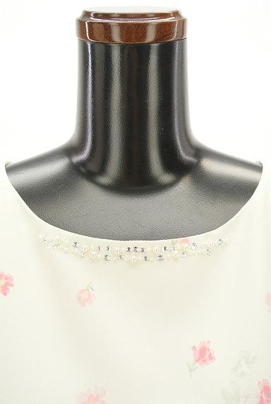 LODISPOTTO(ロディスポット)の古着「花柄フレア膝丈ワンピース(ワンピース・チュニック)」大画像4へ