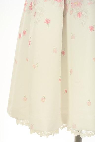LODISPOTTO(ロディスポット)の古着「花柄フレア膝丈ワンピース(ワンピース・チュニック)」大画像5へ