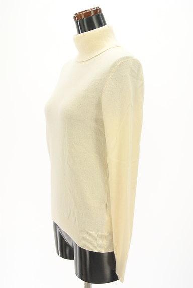 LAUTREAMONT(ロートレアモン)の古着「カシミヤタートルネックニット(ニット)」大画像3へ
