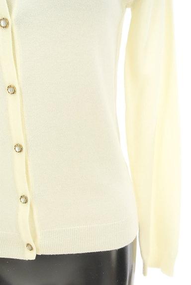 LODISPOTTO(ロディスポット)の古着「装飾ネックラインカーディガン(カーディガン・ボレロ)」大画像5へ