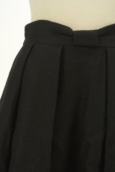 LODISPOTTO(ロディスポット)の古着「花刺繍ラインミニフレアスカート(ミニスカート)」大画像4へ