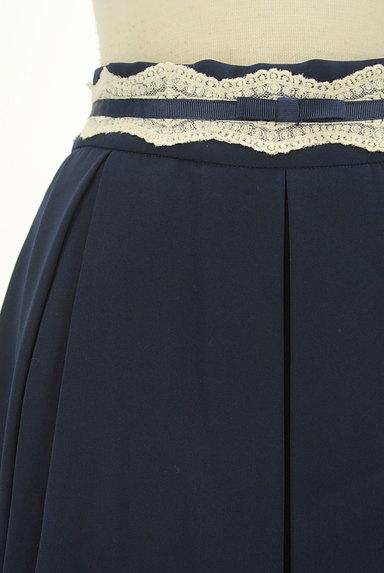LODISPOTTO(ロディスポット)の古着「レース付きタックフレアスカート(ミニスカート)」大画像4へ
