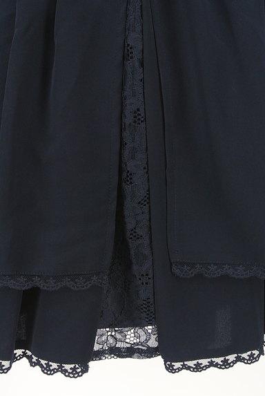 LODISPOTTO(ロディスポット)の古着「レース付きタックフレアスカート(ミニスカート)」大画像5へ