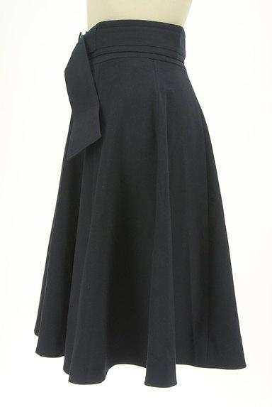 MISCH MASCH(ミッシュマッシュ)の古着「ベルト付き膝下丈フレアスカート(スカート)」大画像3へ