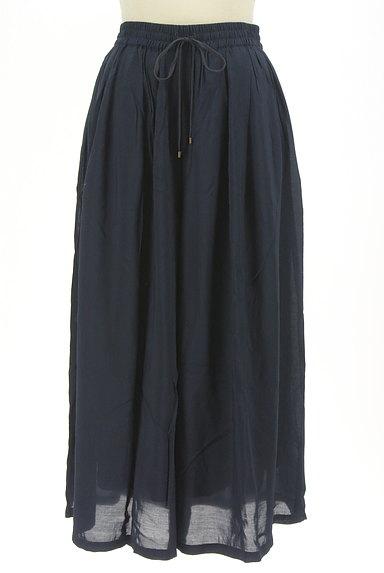 YECCA VECCA(イェッカヴェッカ)の古着「シアーワイドパンツ(パンツ)」大画像1へ