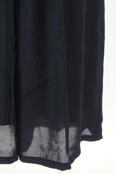 YECCA VECCA(イェッカヴェッカ)の古着「シアーワイドパンツ(パンツ)」大画像5へ