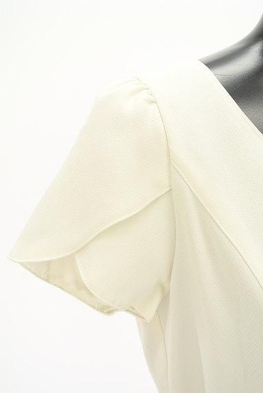 LODISPOTTO(ロディスポット)の古着「ベルト付き膝上丈フレアワンピース(ワンピース・チュニック)」大画像4へ