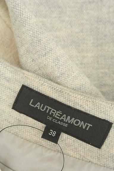 LAUTREAMONT(ロートレアモン)の古着「刺繍風織地膝下丈起毛ワンピース(ワンピース・チュニック)」大画像6へ