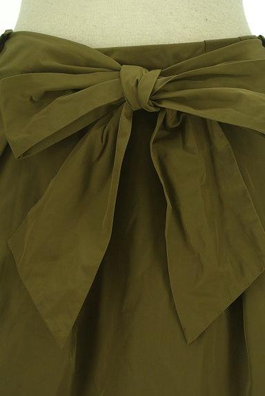 31 Sons de mode(トランテアン ソン ドゥ モード)の古着「ウエストリボンフレアミニスカート(ミニスカート)」大画像4へ