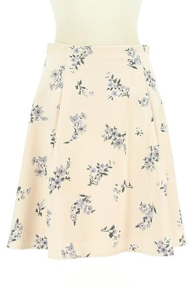 31 Sons de mode(トランテアン ソン ドゥ モード)の古着「ミディ丈花柄フェミニンスカート(スカート)」大画像1へ