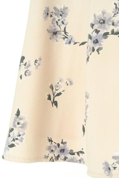 31 Sons de mode(トランテアン ソン ドゥ モード)の古着「ミディ丈花柄フェミニンスカート(スカート)」大画像5へ