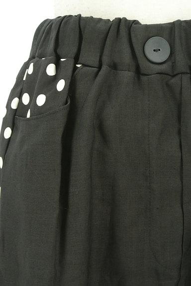 antiqua(アンティカ)の古着「無地×ドット切替ショートパンツ(ショートパンツ・ハーフパンツ)」大画像4へ
