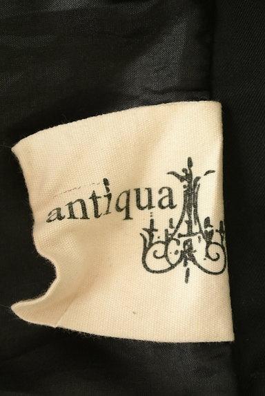antiqua(アンティカ)の古着「シンプルロングジャケット(ジャケット)」大画像6へ