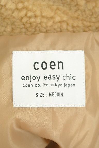 coen(コーエン)の古着「ハイネックボアブルゾン(ブルゾン・スタジャン)」大画像6へ
