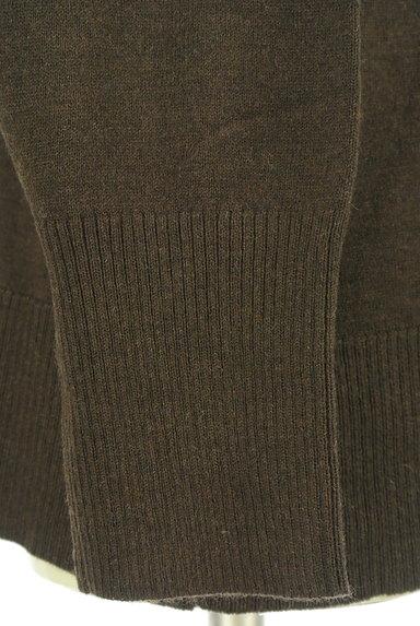 MK MICHEL KLEIN(エムケーミッシェルクラン)の古着「シンプルVネックカーディガン(カーディガン・ボレロ)」大画像5へ